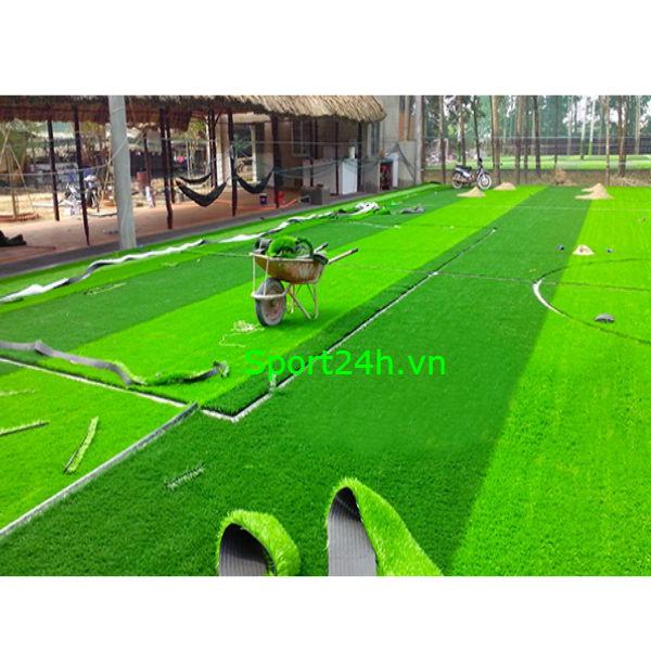 Sửa chữa cỏ nhân tạo sân bóng đá trên toàn quốc