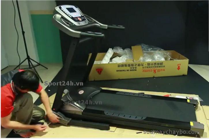 Sửa chữa máy tập thể dục tại nhà