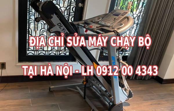 Địa chỉ sửa máy chạy bộ tại Hà Nội