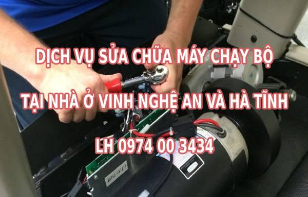 Dịch vụ bảo trì sửa chữa máy chạy bộ tại Vinh