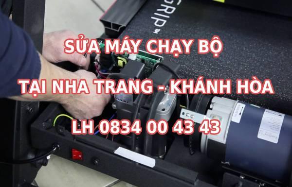 Sửa máy chạy bộ tại Nhà Trang - Khanh Hòa