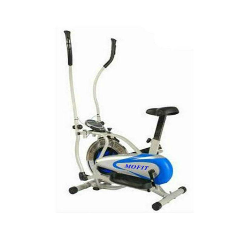 Xe đạp tập Obitrac elite MO 2081