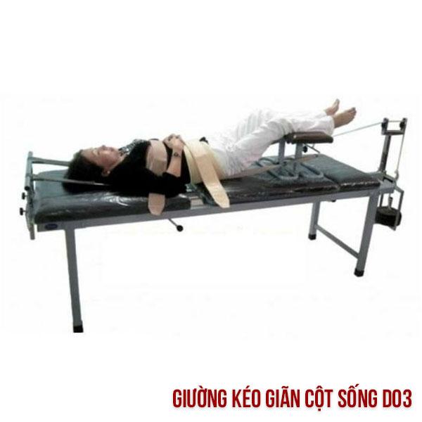 Giường kéo giãn cột sống D03
