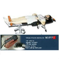 Máy kéo giãn cột sống điện S 689 E